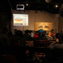 "[ IWY WORKSHOP REPORT ] 2011.12.28 wed. ""IWY WORKSHOP"" at 鰻谷 燦粋 & 2011.11.22 tue.  ""RBMA Lecture By IWY"" at MAGO"