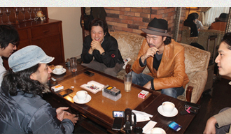 IWY ROUND TABLE TALK 2011.11.22 at NAGOYA