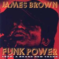 FUNK POWER : JAMES BROWN