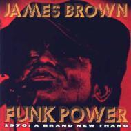 FUNK POWER : JAMES BROWN